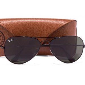 New Authentic Aviator Sunglasses